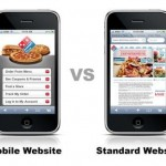 Mobile Website Comparison